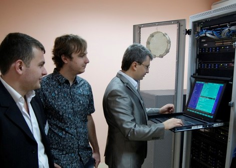 Центр обработки телекоммуникационной информации