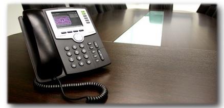 Главное - вовремя подключить телефон в офис