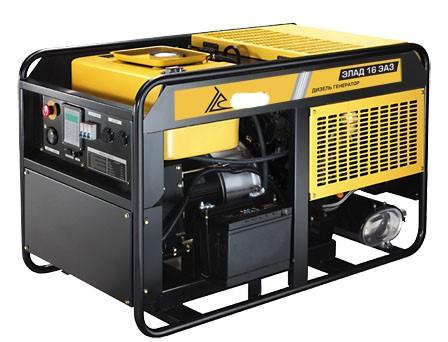 Портативный дизельный генератор: особенности и сфера применения