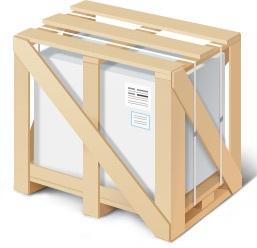 Промышленная упаковка грузов