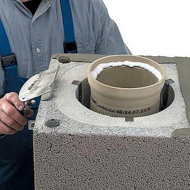 Преимущества керамических дымоходов