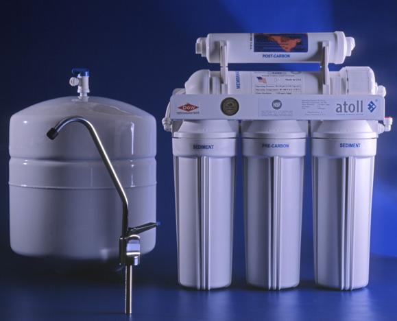 Фильтр для воды под давлением