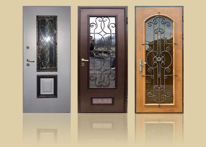 Входные двери в жилье
