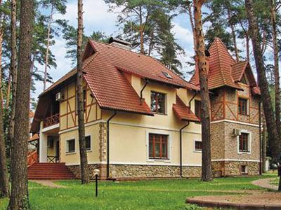 Загородные дома в поселках Подмосковья