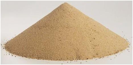 Песок как основной материал в строительной сфере
