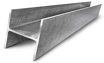 металлического двутавра