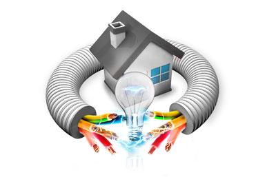 При обновлении электрики в доме вопрос №1