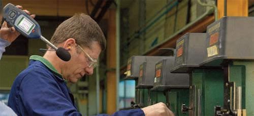 Шум и вибрация на производственных объектах