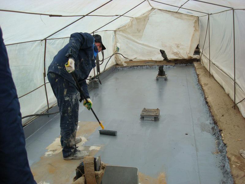 Как обеспечить защиту бетонным поверхностям