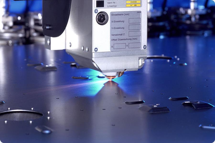 Применение лазерной резки металла