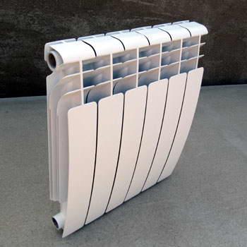 алюминиевые или биметаллические радиаторы